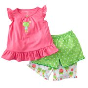Carter's Frog Pajama Set - Toddler