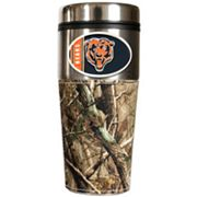 Chicago Bears Open Field Travel Tumbler