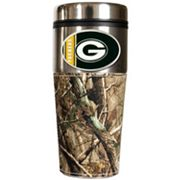 Green Bay Packers Open Field Travel Tumbler