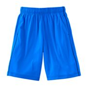 Tek Gear Solid Jersey Performance Shorts - Boys 8-20