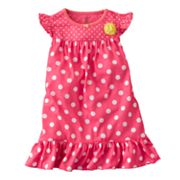 Carter's Polka-Dot Nightgown - Toddler