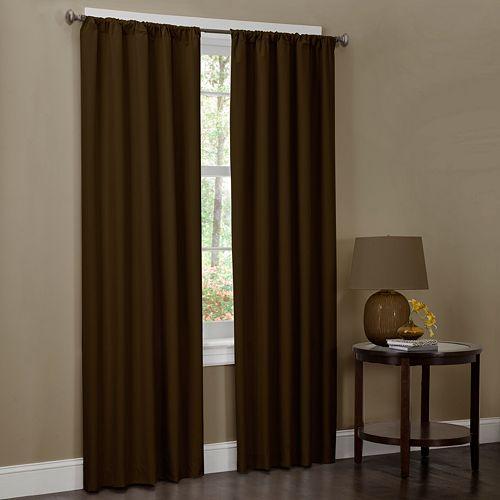 Maytex Window Wear Microfiber Window Panels - 40'' x 84''