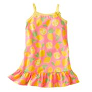 Carter's Lemon Nightgown - Toddler