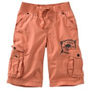 Helix Knit Waist Cargo Shorts - Boys 8-20