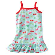 Carter's Cherry Nightgown - Toddler