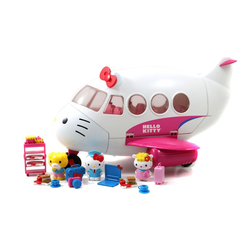 Hello Kitty® Airline Playset, Multicolor