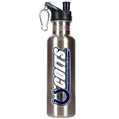 Indianapolis Colts Stainless Steel Water Bottle