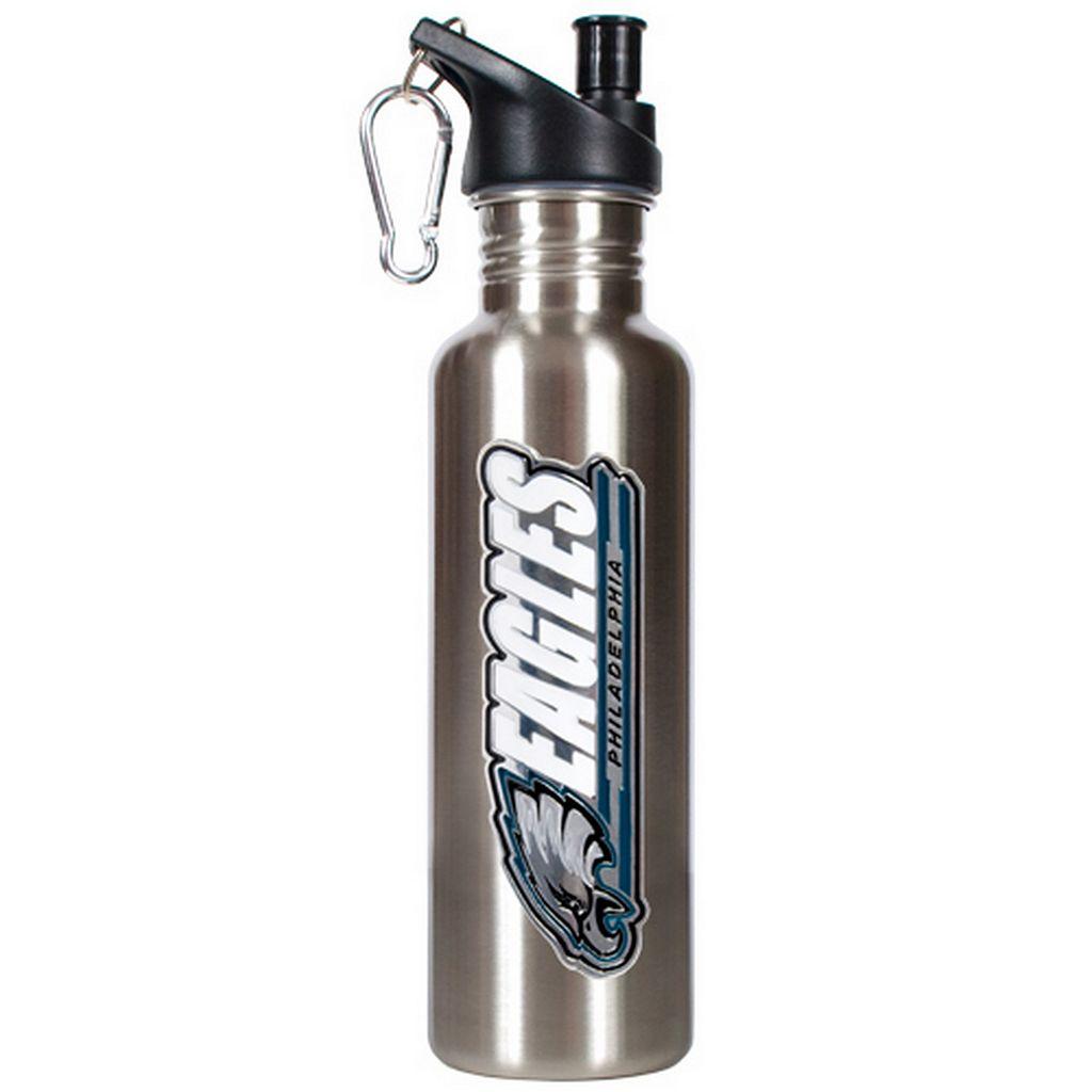 Philadelphia Eagles Stainless Steel Water Bottle
