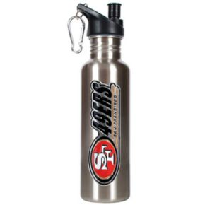 San Francisco 49ers Stainless Steel Water Bottle