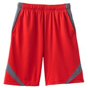 Tek Gear� Jacquard Swoop Performance Shorts - Boys 8-20