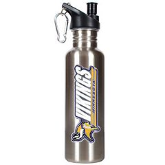 Minnesota Vikings Stainless Steel Water Bottle