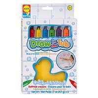 ALEX Draw in the Tub Bathtub Crayons