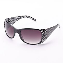 daisy funtes Animal Wrap Sunglasses