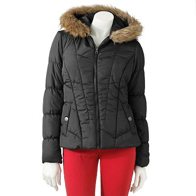Hydraulic Quilted Jacket - Juniors
