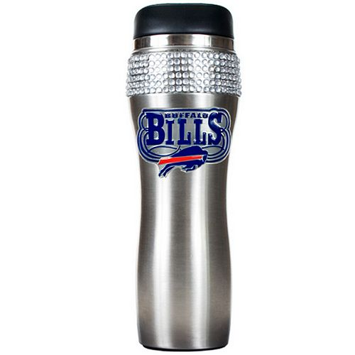 Buffalo Bills Stainless Steel Tumbler