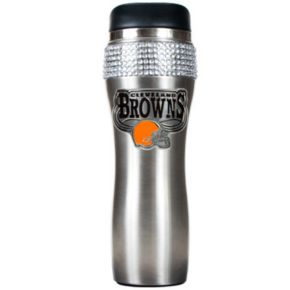 Cleveland Browns Stainless Steel Tumbler