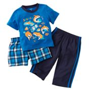 Carter's Shark Pajama Set - Baby