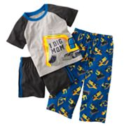 Carter's I Dig Mom Pajama Set - Baby