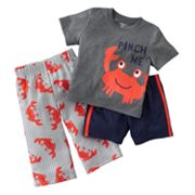 Carter's Crab Pajama Set - Baby
