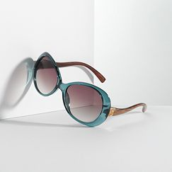 Simply Vera Vera Wang Cut The Cake Butterfly Sunglasses