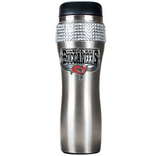 Tampa Bay Buccaneers Stainless Steel Tumbler