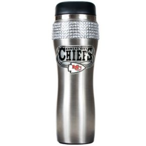 Kansas City Chiefs Stainless Steel Tumbler