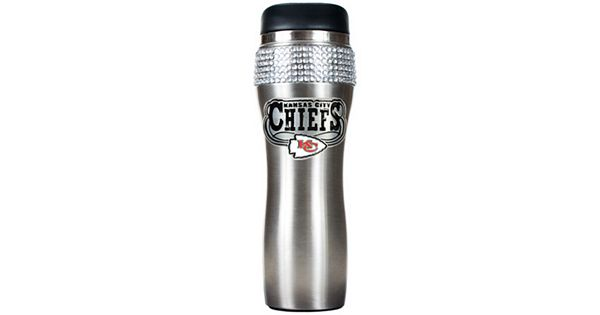Bill Of Sale Kansas >> Kansas City Chiefs Stainless Steel Tumbler