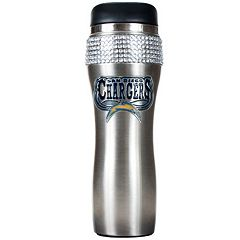 San Diego Chargers Stainless Steel Tumbler