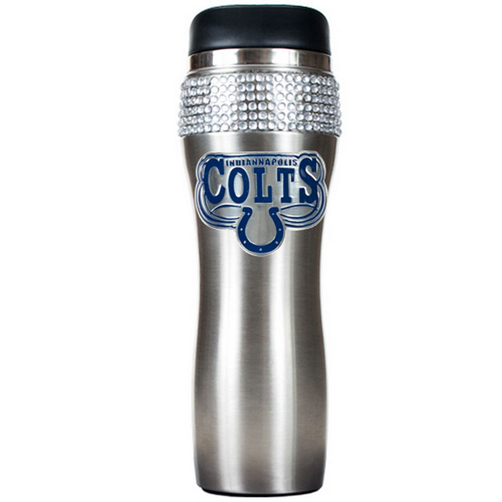Indianapolis Colts Stainless Steel Tumbler