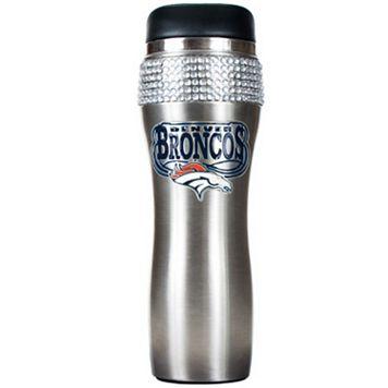Denver Broncos Stainless Steel Tumbler