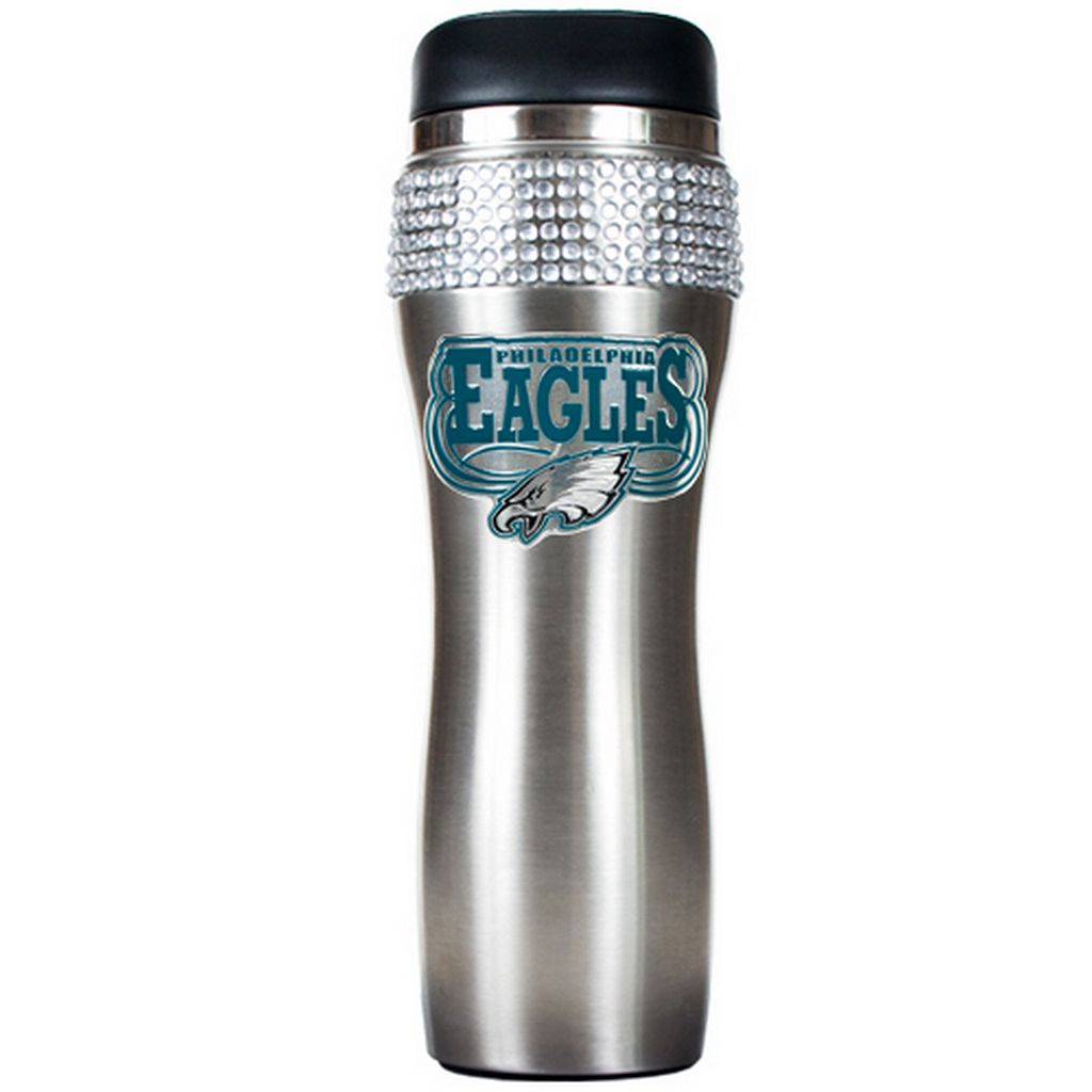 Philadelphia Eagles Stainless Steel Tumbler