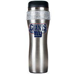 New York Giants Stainless Steel Tumbler