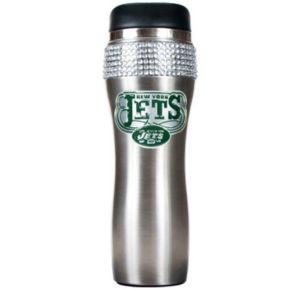 New York Jets Stainless Steel Tumbler