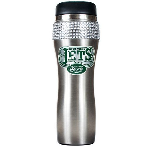 New York Jets Stainless Steel Tumbler