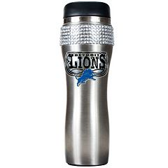 Detroit Lions Stainless Steel Tumbler