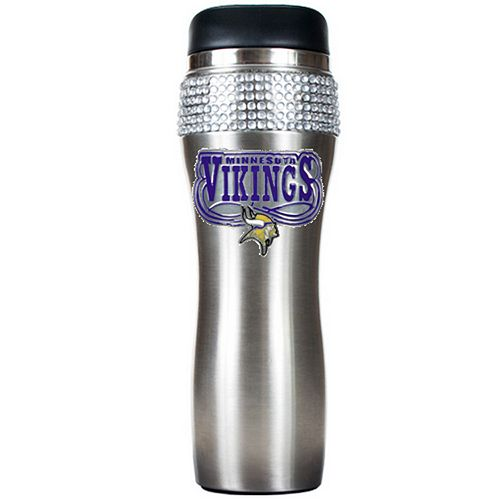 Minnesota Vikings Stainless Steel Tumbler