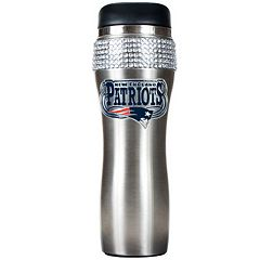 New England Patriots Stainless Steel Tumbler