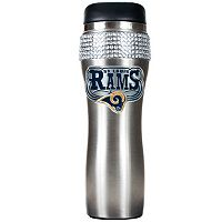 Los Angeles Rams Stainless Steel Tumbler