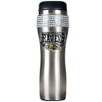 Baltimore Ravens Stainless Steel Tumbler