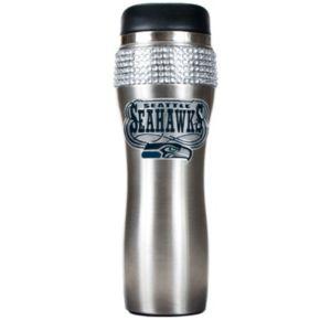 Seattle Seahawks Stainless Steel Tumbler