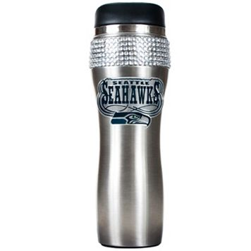 Seattle Seahawks Stainless Steel Tumbler