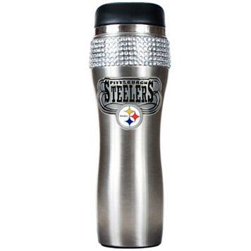 Pittsburgh Steelers Stainless Steel Tumbler