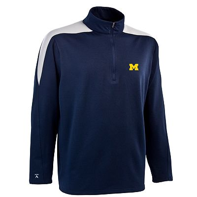 Michigan Wolverines Succeed 1/2-Zip Jersey Fleece - Men