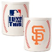 San Francisco Giants 2-pc. Baseball Can Holder Set