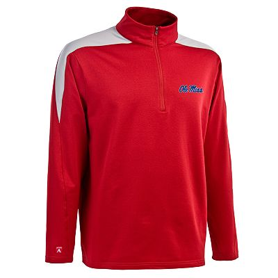 Ole Miss Rebels Succeed 1/2-Zip Jersey Fleece - Men