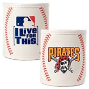 Pittsburgh Pirates 2-pc. Baseball Can Holder Set