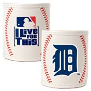 Detroit Tigers 2-pc. Baseball Can Holder Set