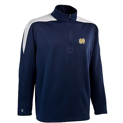 Notre Dame Fighting Irish Succeed 1/2-Zip Jersey Fleece - Men