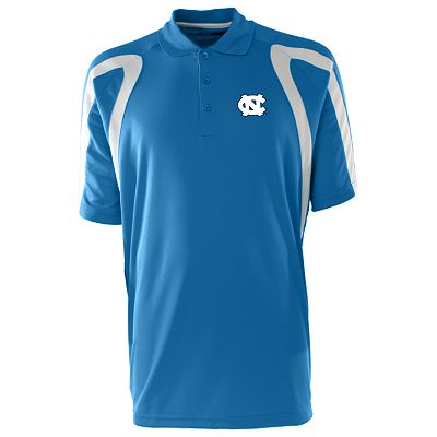 North Carolina Tar Heels Point Desert Dry Xtra-Lite Pique Polo - Men