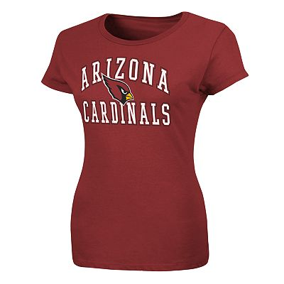 Arizona Cardinals Forward Progress Tee - Women's Plus